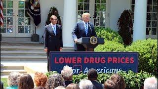 Trump's Pharma First Drug Plan