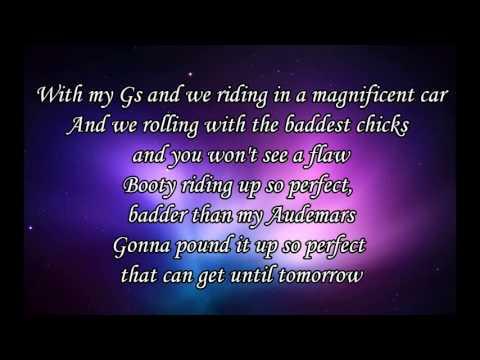 David Guetta ft. Akon Crank It Up (Lyrics)