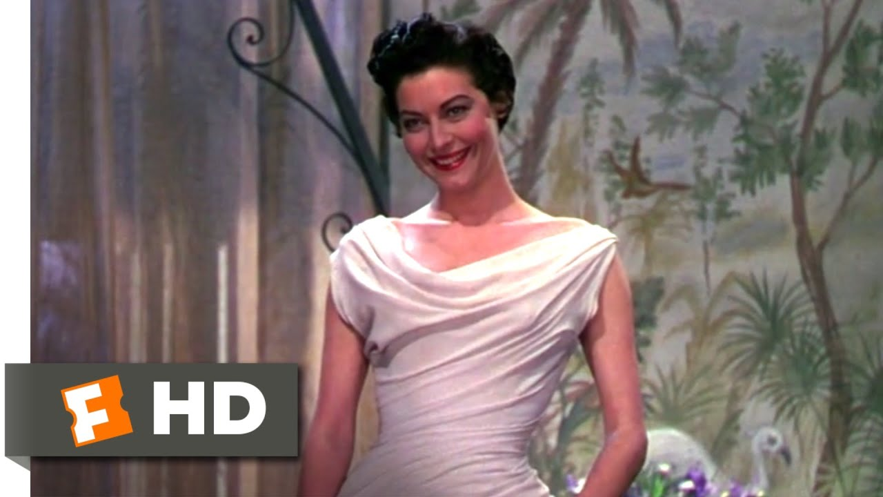 Download The Barefoot Contessa (1954) - Posing for a Statue Scene (12/12) | Movieclips