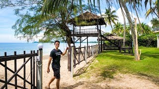 Thailand Beach House Tour -  FAMILY VACATION in Rayong, Thaila…