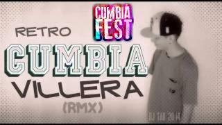Retro Cumbia Villera   ENGANCHADO Mix Live   DJ TAO 2014
