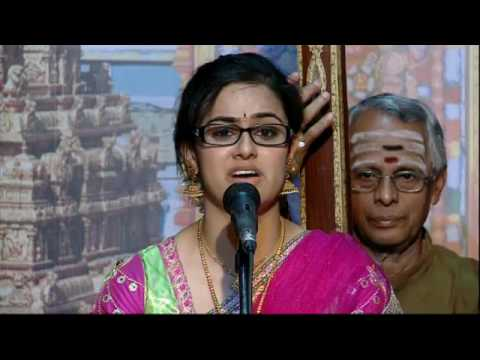 Carnatic Vocal Arangetram | Varsha Ramakrishnan | Web Streaming