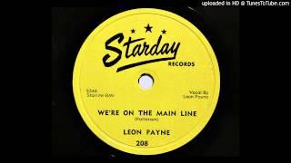 Leon Payne - We