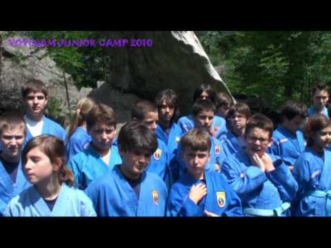 Vovinam Junior Camp 2010 - Unione Vovinam Viet Vo Dao Italia