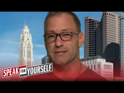 Whitlock 1-on-1: Chris Spielman says Kap can say whatever he wants if he wins | SPEAK FOR YOURSELF
