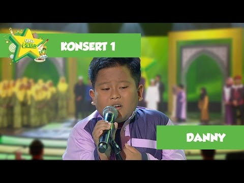 Ceria i-Star: Danny - Seroja [Konsert 1] #CeriaiStar
