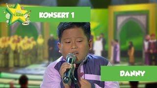 Repeat youtube video Ceria i-Star: Danny -  Seroja  [Konsert 1] #CeriaiStar