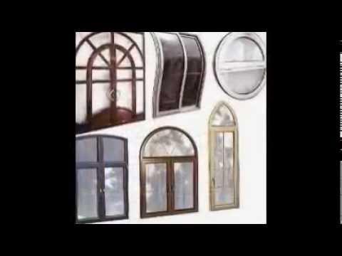 виды пластиковых окон для деревенского дома фото