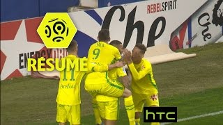Video Gol Pertandingan SC Bastia vs FC Nantes