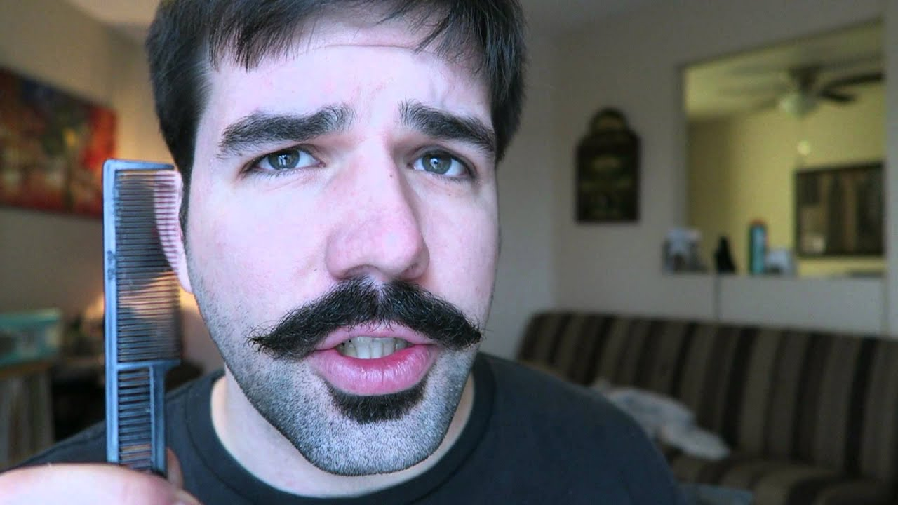 How to take care of your moustache