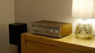Yamaha CR-420 natural sound receiver