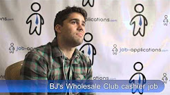 BJ's Wholesale Club Interview - cashier