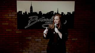 Brandy Thomas @ Broadway Comedy Club 2019