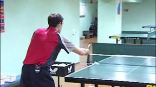 Мастер класс по н/теннису от Артема Уточкина (Вести)
