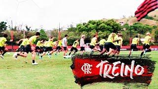 Treino do Flamengo - 30/10/2019