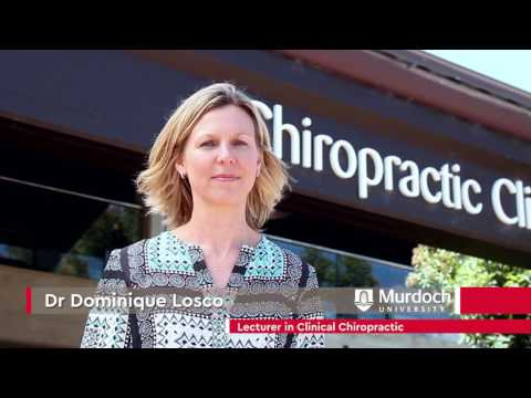 Murdoch University - Chiropractic Video