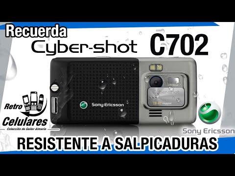 SONY ERICSSON C702 Colección Celulares Clásicos