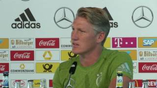 Bastian Schweinsteiger On His Relationship With Jose Mourinho And His Man United Future