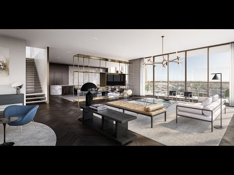 The Adderley Penthouse, West End Melbourne