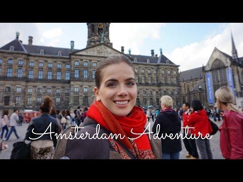Solo Adventures In Amsterdam