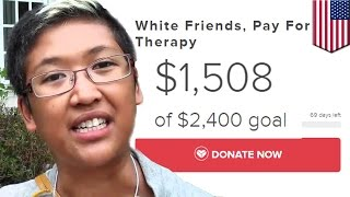 Race Card Fail: Asian Woman Tells 'white Friends' To Pay For Her Therapy  - Tomonews