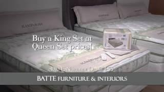 Batte Furniture Scandinavian Sleep Systems