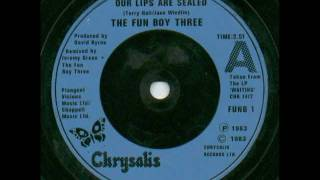 FUN BOY THREE - OUR LIPS ARE SEALED - + URDU VERSION - GOING HOME