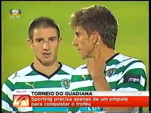 Blackburn - 1 x Sporting - 2 de 2008/2009 Particular