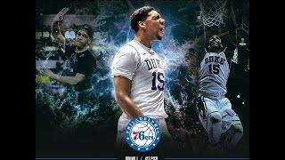 Jahlil Okafor: 3rd Pick of 2015 NBA Draft
