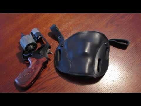Simply Rugged IWB Holster For 327 Perf Center 2
