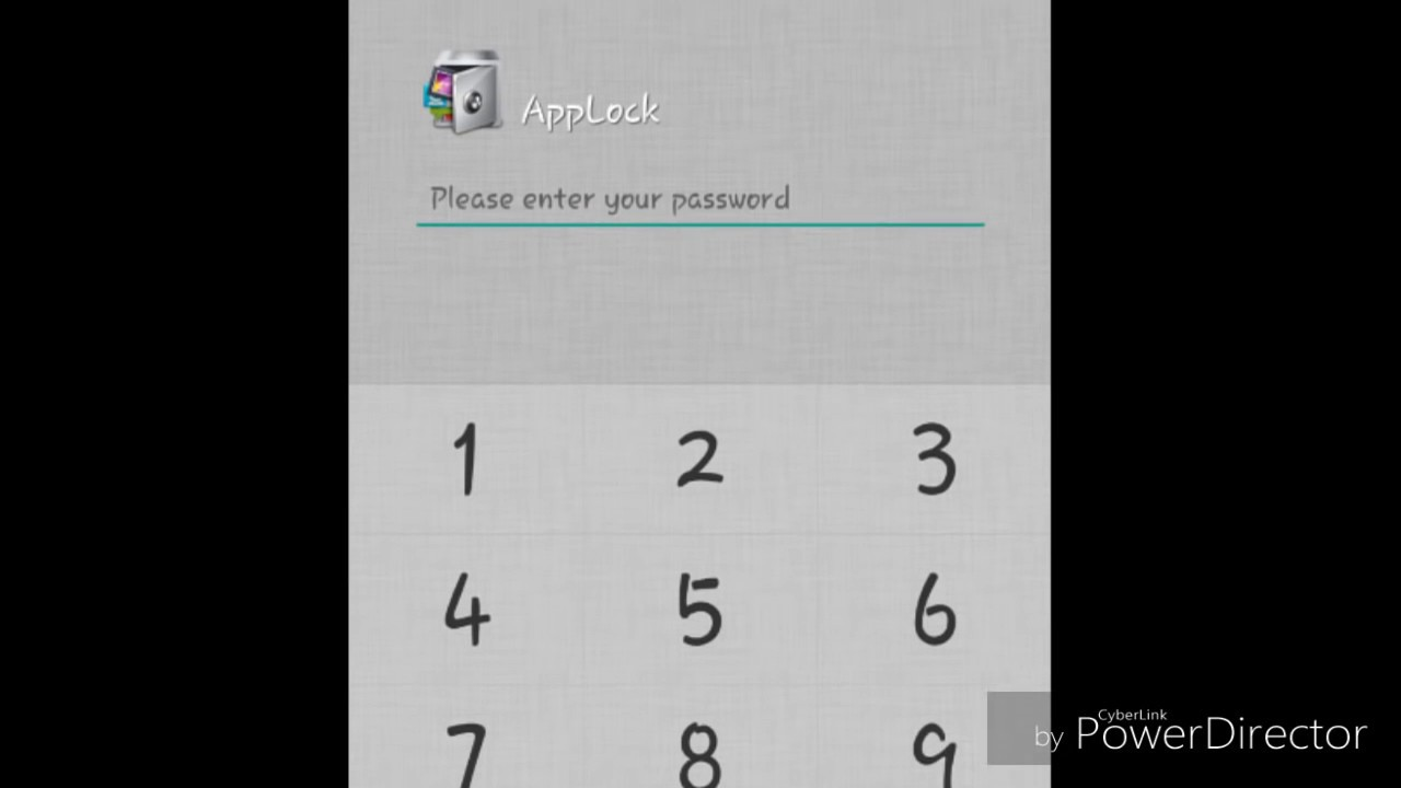 How to UNHIDE applock in Android phones 2017