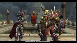 Highlight: World of Warcraft 1-120 Grind Paladin Retribution Part 140/ Legion Broken Isles