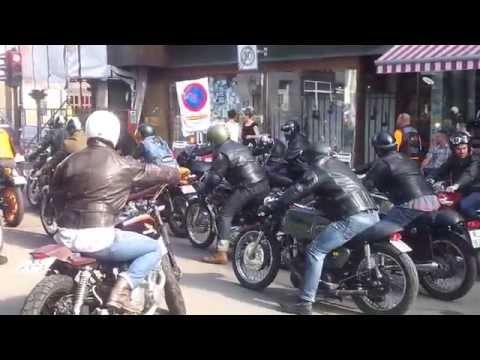 OSLO Cafe racers