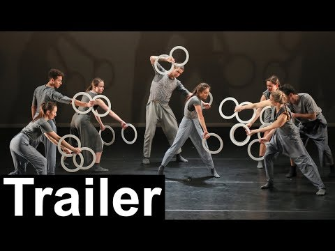 Spring review – jugglers join dancers for joyfully hypnotic show