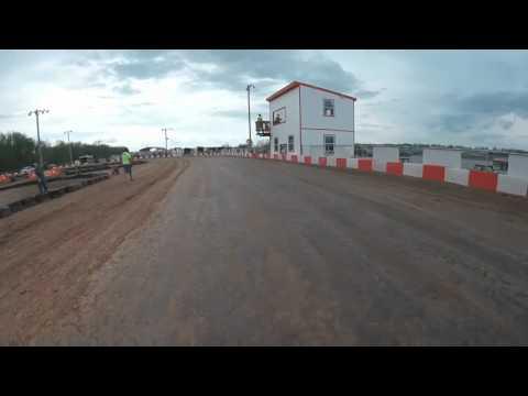 4/17/16 50cc Circle track Main Kc Raceway go pro