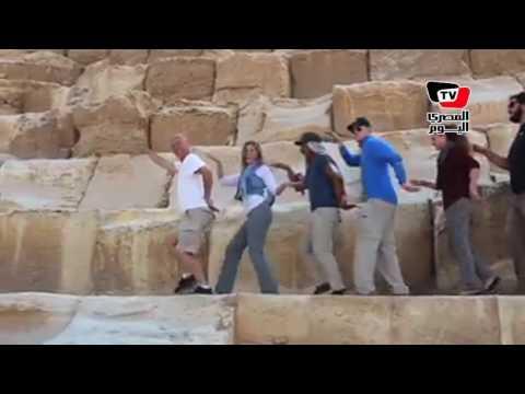 «السائحون» يطلقون فيلم دعائي عن السياحة في مصر  - 15:21-2017 / 4 / 27