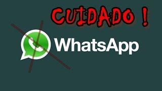 Los secretos de whatsapp ¡CUIDADO !