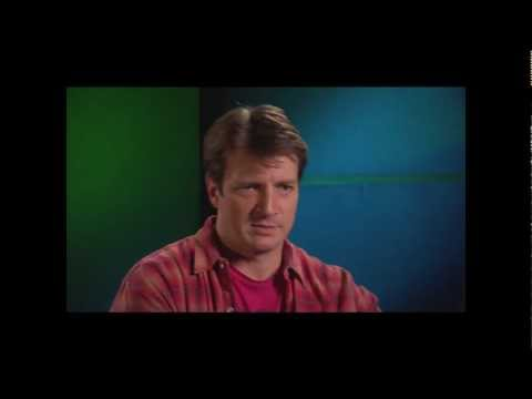 Nathan Fillion on playing Green Lantern in Justice League: Doom