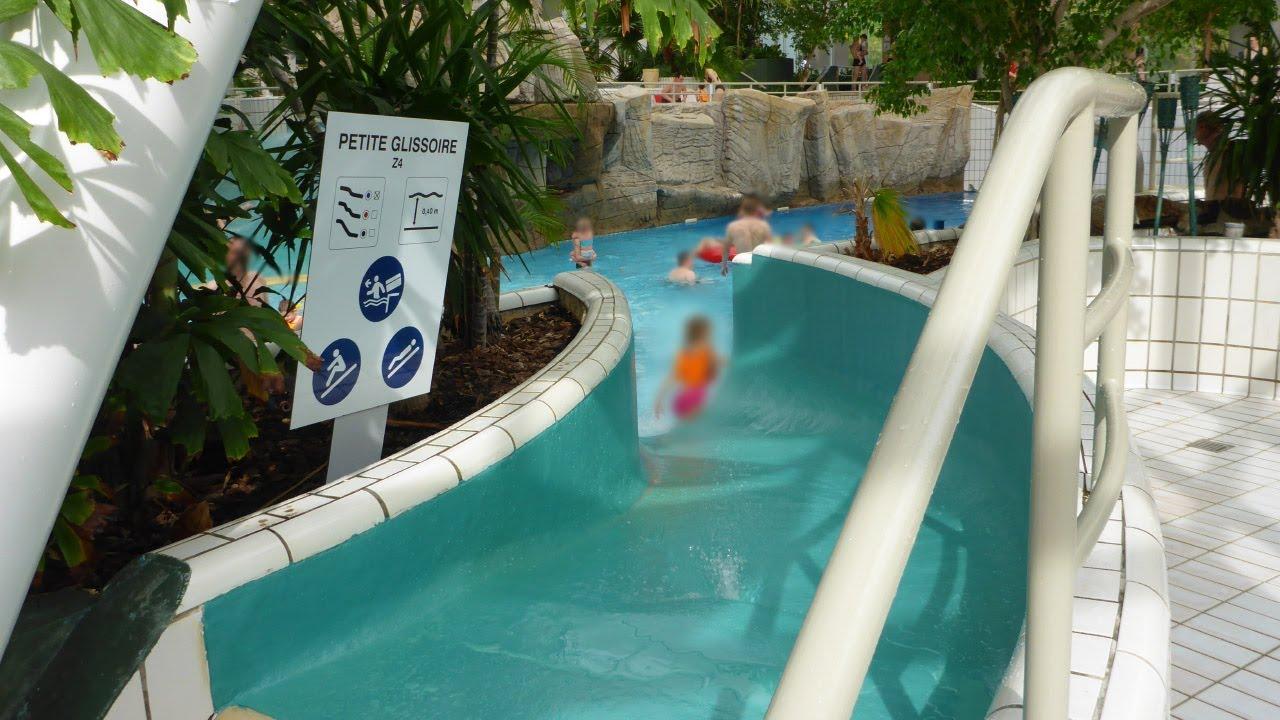 Sunparks ardennen kinderrutsche petite glissoire youtube for Sunpark piscine