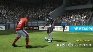 "FIFA 13 ""New Skills"" Tutorial (Xbox 360)"