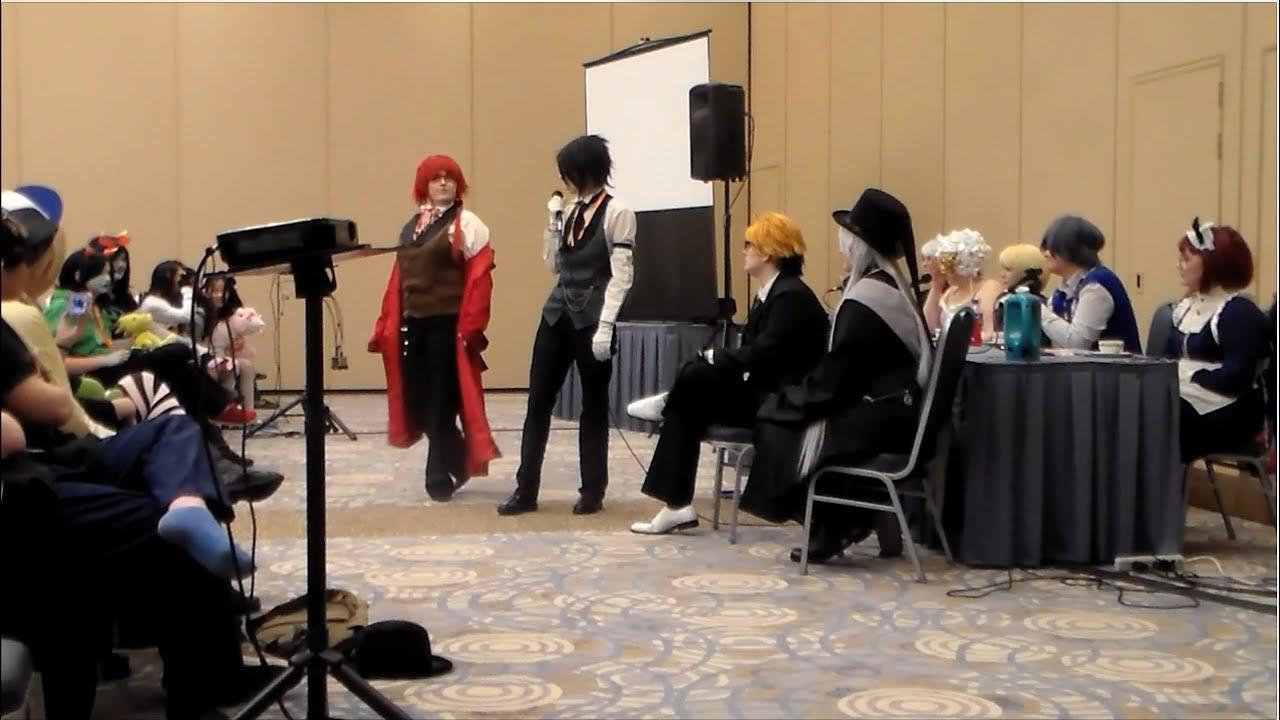 Anime Central 2015 Black Butler Q A Panel