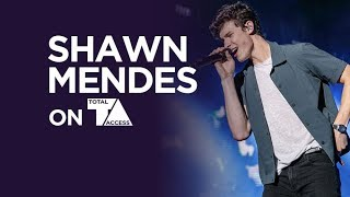 SHAWN MENDES ON TOTAL ACCESS // IS THE QUEEN A SHAWN MENDES FAN?