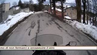 Giro in moto a Juvanum o Iuvanum 2015