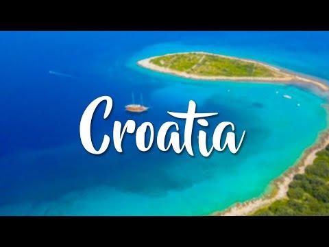 Sail Croatia Navigator 2018 | Mavic Pro | GoPro Hero 6 [4K]