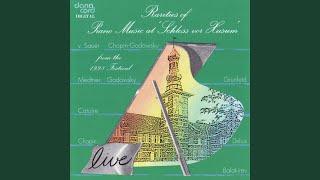 "Mazurka in A minor, ""Notre Temps"" (Live)"