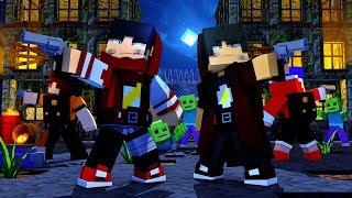 Minecraft: APOCALIPSE ZUMBI Ep.1 ‹ EduKof Games ›