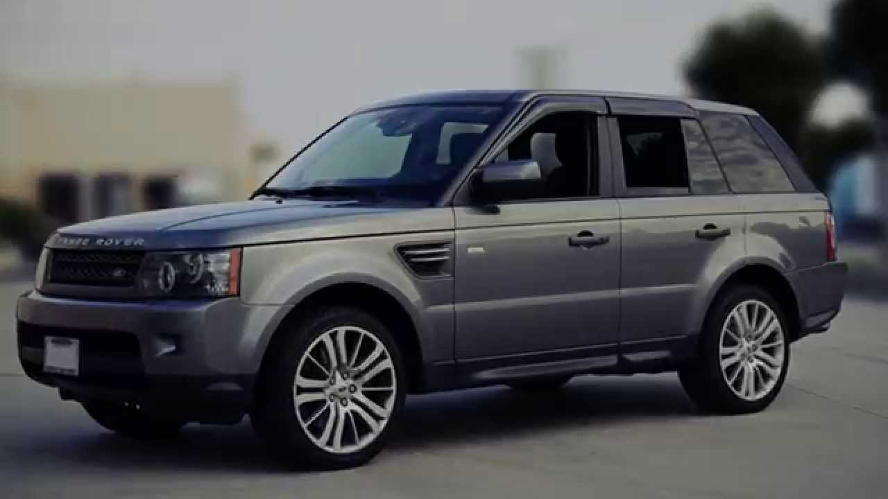 Land Rover Discovery >> WELLvisors side window deflector vent visor Installation Video LAND RANGE ROVER SPORT 06-13 ...