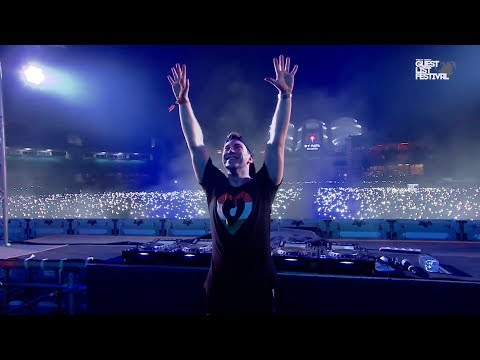 Hardwell  at Worlds Biggest Guestlist 2017 India United We Are  Guestlist4Good