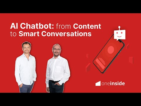 AI Chatbot: from Content to Smart Conversations