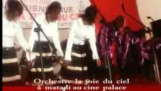 orchestre la Joie Du Ciel  à matadi
